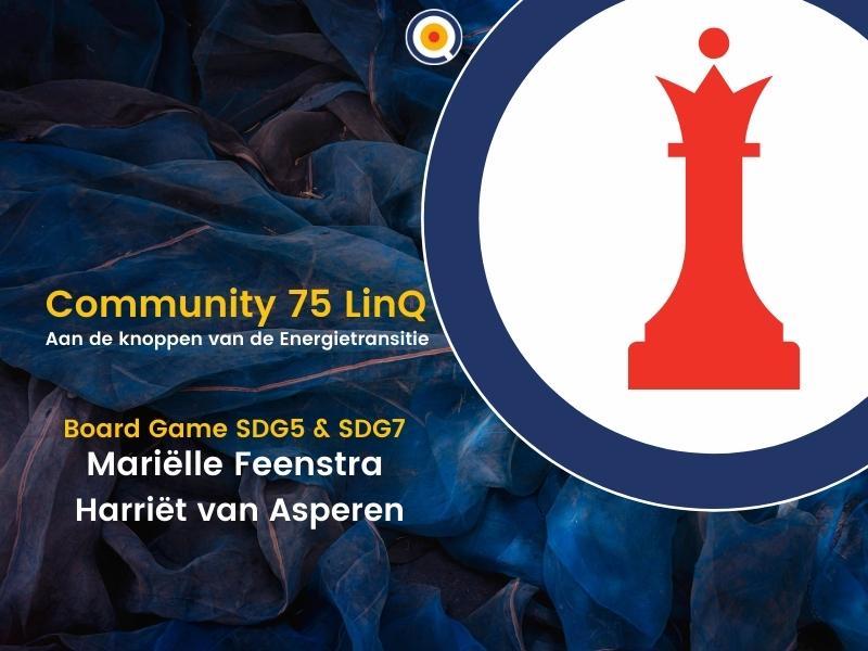 Community 75inQ | Serious Boardgame