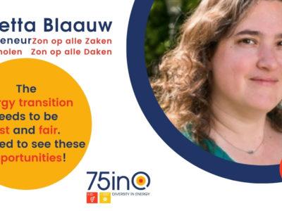 Musetta Blaauw